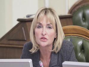 Politician Irina Lutsenko Holds $ 2.5 Million in Cash