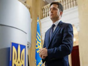 """The Candidate Zelensky Suggested Poroshenko Hold a Debate in the Kiev """"Olympic"""""""