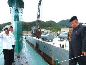 DPRK Can Build a Submarine With Ballistic Missiles