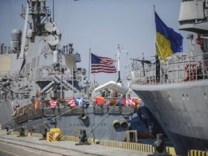 Kiev Promised to Act in the Black Sea Without Asking Russia