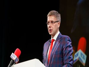 Suspended Mayor of Riga Refused to Leave the Office
