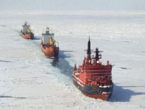 Russia and China Plan to Develop the Northern Sea Route
