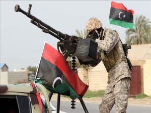 Military Clashes in Tripoli, More Than 50 Casualties