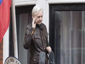 Assange Arrested in London