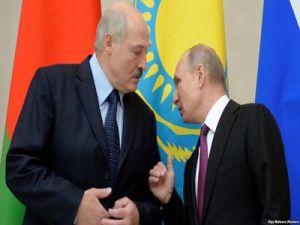 "Kremlin Responded to Lukashenka's Statements about ""Arm-Twisting"""