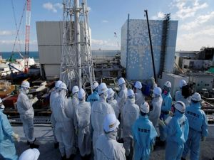 """Fuel Rods Began to Be Extracted From the Fused-up """"Fukushima-1"""" Reactor"""