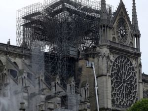 Russian Ministry of Culture Won't Allocate Money for the Restoration of Notre Dame