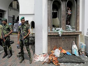 Another Explosion Occurred in Sri Lanka near the church