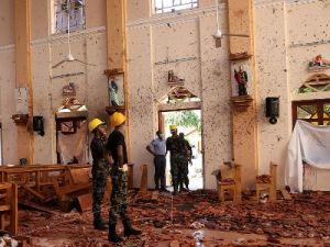 «Исламское государство» взяло на себя ответственность за взрывы на Шри-Ланке