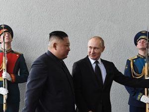Путин уверен в содержательном обмене мнениями с Ким Чен Ыном