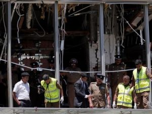 A New Explosion Occurred in Sri Lanka