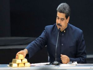 Russian General Staff Announced the Refusal of London to Return Maduro 80 Tons of Gold