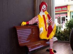 В McDonald's впервые появится бургер для веганов
