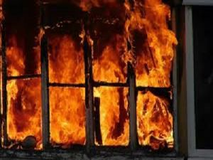 В Костроме пожар едва не уничтожил целое  садовое товарищество