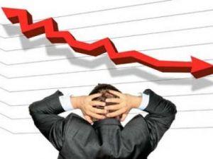 Финансовые настроения в еврозоне падают десятый месяц подряд