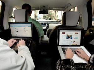 В России разработана система высокоскоростного Интернета для автомобилей