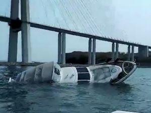 У берегов Владивостока затонул катер