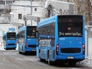 Москва лидирует по количеству электробусов в Европе