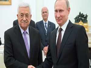 Palestinian Foreign Ministry Reported on Preparations for the Meeting of Abbas and Putin in June