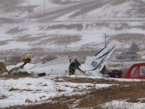 США начинают федеральное расследование столкновения самолётов над Аляской