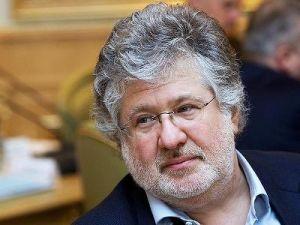 Коломойский приехал на Украину