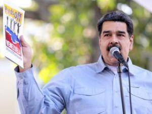 Мадуро прокомментировал решение США о приостановке авиасообщения с Венесуэлой