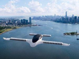 Прошли испытания первого в мире пятиместного летающего такси