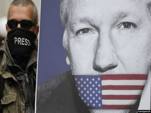 United States Indicted Assange for 175 Years in Prison