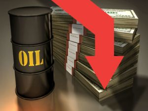 Price of Brent Crude at the End of the Day Fell by More than 4%