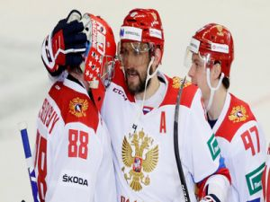 Russian National Team Has Risen to Second Place in the IIHF Rating