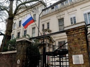 Embassy of the Russian Federation: Often Published Leaks in Case of Salisbury Instead of Official Statements