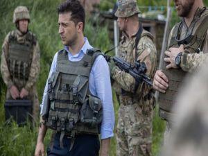 Zelensky Is Preparing a Strategy for Return of the Crimea