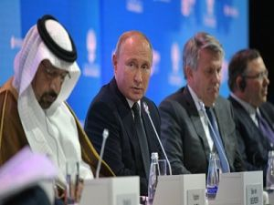 Putin Called Acceptable for Russia the Price of Oil