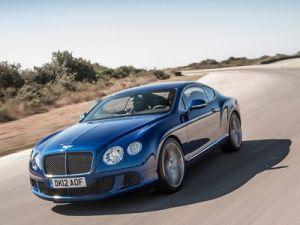 Bentley готовится к новому рекордному заезду