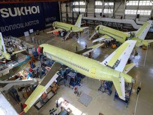 Russia Plans to Offer Saudi Arabia SSJ-100 Aircraft in VIP-Version
