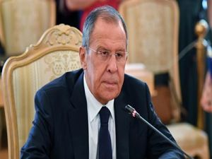 "Lavrov: The West Is Trying to ""Crawl"" from the Facts of Incident with Chemical Weapons in Syria"