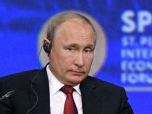 Названы основные вопросы прямой линии с президентом России