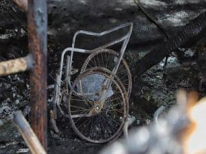 Скончался ещё один пострадавший при пожаре в одесской психбольнице