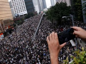 Hong Kong Postponed Consideration of Extradition Law after Protests