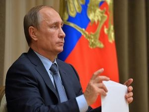 Putin Commented on the Situation in Syria