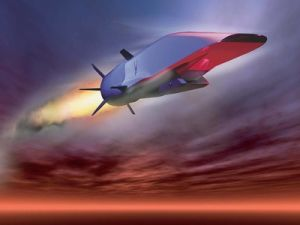 Start of Tests of the US Hypersonic Missile Pushed Aside by the End of 2020