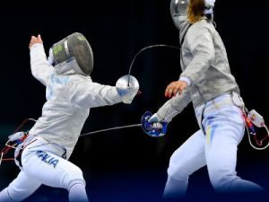 The Russian Saber Fencers Won Gold in the European Championship
