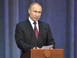 Putin Noted that National Projects will Help to Increase Incomes of Citizens