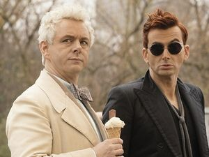 'Good Omens' Can Be Removed From Netflix