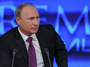 """Straight Line"" Putin Has Interested More than One Hundred Million Users of Social Networks"