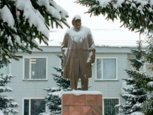 In Kazan Will Be Installed a Monument of Lenin