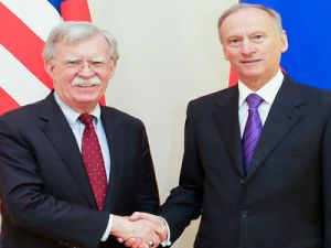 Bolton and Petrushev Conducted Negotiations an Hour and a Half
