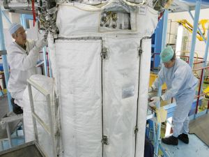 Financing of GLONASS Satellites Will Freeze Due to Imported Components