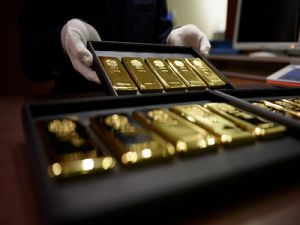Gold Has Risen to a Maximum of Six Years