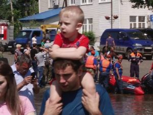 The Number of Flood Victims in the Irkutsk Region is Growing